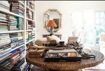 Built in book shelf inspiration