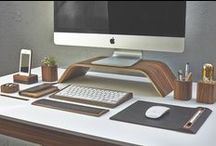 Desk / Cool, pretty, and neat stuff for your workspace