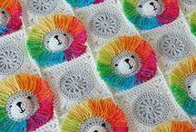 crocheting and yarn crafts