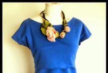 Moje sukienki dla karmiących mam/my dresses for breastfeeding moms / Prezentuję tutaj szyte przeze mnie sukienki  przede wszystkim dla mam karmiących, ale nie tylko...