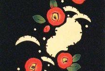 Ornamentteja ja kuvioaiheita / Keltti, monogrammi, kirjonta