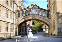 Oxford Weddings / Wedding photography around the centre of Oxford UK