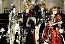 ★ Versailles - Jubilee ERA ★ 2009-2010 ★ / Versailles - Noble ERA - 2009-2010