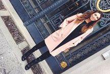 My wardrobe / My style, my clothes