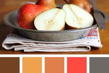 Värimaailmat / Värejä, sävyjä ja niiden yhdistelmiä
