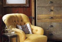 Mielenkiintoisia huonekaluja ja  kalusteita