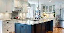 Contemporary Classic   Kitchen Remodel / Our recent work, a contemporary kitchen remodel in Mount Prospect, Illinois.