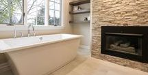 Relaxing Retreat   Master Bath Remodel / Our recent work, a relaxing master bath remodel in Wilmette, Illinois.