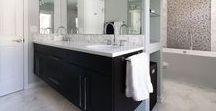 Modern Elegance   Master Bath Remodel / Our recent work, a luxury master bath remodel in Deerfield, Illinois.