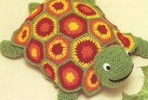 Crochet Things  / crochet and yarn crafts / by Steph Orth