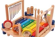 Educatief / Het speelgoed voor het maken van muziek, het bakken van koekjes of het samen rekenen of puzzelen!
