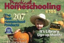Homeschool Magazines / Magazines to encourage you in your homeschool journey. / by IAHE Indiana Association of Home Educators