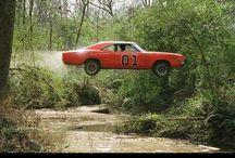 Famous Vehicles  / by Dan Shedler
