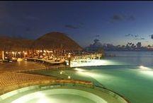 hotels - pacific ocean