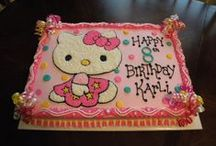 Birthday cake ideas / I started this board for Mika's first birthday..
