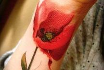 Tatto Aquarells