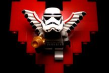 LEGO/STAR WARS/H.P. / Sharing is GREAT - Raiding is NOT / by I.E. Clark