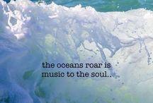 I need OCEAN to breathe / by I.E. Clark