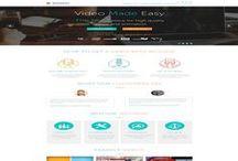 Landing Page Design / Custom Responsive Landing Page Designs
