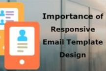Responsive Email Template / Custom Responsive Email Template Design