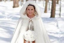 Winter Wedding Ideas / Planning a winter wedding?  Here you will find all sorts of ideas for your winter wedding.