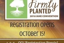 2016 IAHE Convention / IAHE 2016 Convention News / by IAHE Indiana Association of Home Educators
