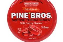 Our Products / by Pine Bros