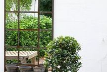 Gorgeous Gardens / Your garden is an extension of your home and often the view which we gaze out on. So making it look pretty, year-round is key to achieving a stunning view that works throughout every season. From low maintenance planter ideas and easy DIY gardening tips, to introducing pops of colour and even mirrors to reflect light, there's lots of green-fingered guidance here.