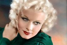 Jean Harlow / A celebration of the stunning Jean Harlow.