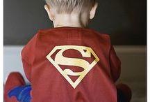★ superheroes ★