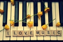 Music is my life! / Everything music *Ahh* My life... just everything to me :) take a look and enjoy all ye music lovers out there! / by Sarah Key