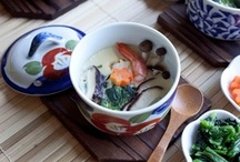 Japanese Food (和食) / 和食が一番大好きです!! / by Leire Fernandez (フェルナンデス・レイレ)