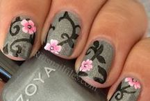 fancy nails. / by Samantha Groth