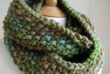 Knitting - Scarves
