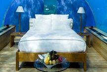 Strange Hotels in the World