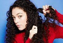 Curly Hairstyles / Penteados para cabelo cacheado