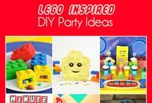 LEGO Inspired Blog Hop / by Candy Galaxy
