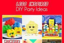 LEGO Inspired Blog Hop