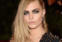 cara delevingne / by BuzzFeed Style