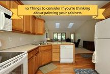 DIY Around the Home / Info and tutorials on making your home and furnishings perfect