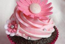 Cupcakes, Muffiny, košíčky, guľky...