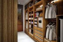 Wardrobe / projekty garderoby