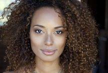 Afro hair / by Nany França