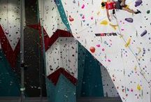 Cliffs of Id / Cliffs of Id is a HUGE bouldering, rope climbing, and fitness gym in Culver City.