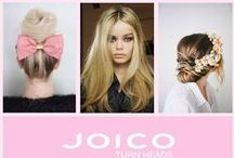 Steal the style with JOICO. / Hair that inspires us and what we use to copy it!