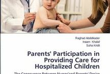 Resources for Pediatric Healthcare / Information for health professionals caring for children in hospital and the community. The focus here is on psychosocial and emotional aspects of healthcare