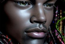Barbie / Fashion Doll Faces