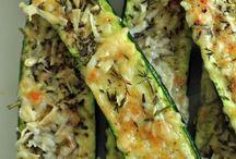 Recipes - Zucchini