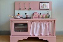 DIY - Play Kitchen