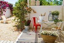 Varandas + Jardins + Quintais